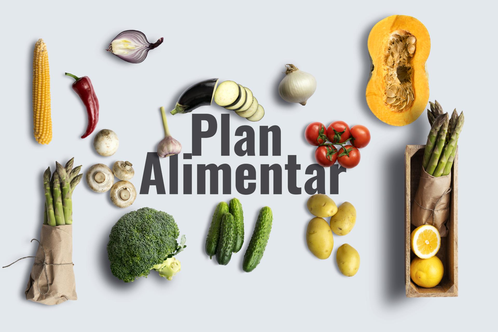 plan alimentar personalizat